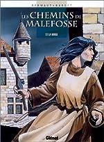 Les Chemins de Malefosse, tome 7 - La Vierge de Bardet - Dermaut