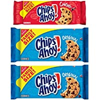3-Pack Chips Ahoy! Original Chocolate Chip Cookies
