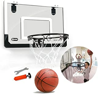 Mini Basketball Hoop Wall-Mount Boards-Indoor Games Basketball TrainingFor Kids in Home Dormitory Office Parent-child Game...