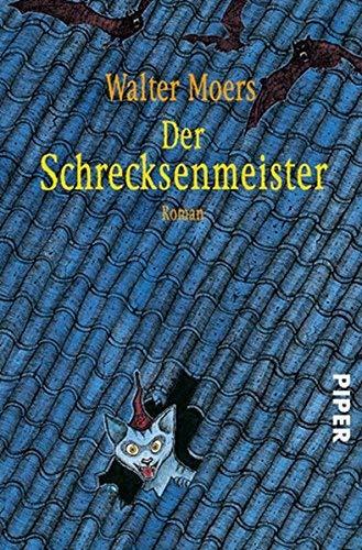 Der Schrecksenmeister by Walter Moers (2009-04-01)