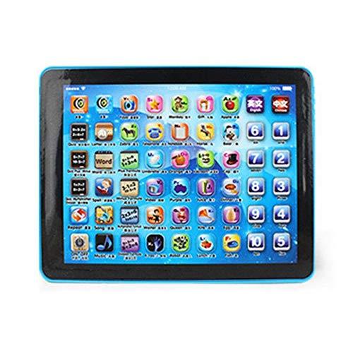 FinukGo FinukGo Kinder Early Learning-Maschine Kinder-Touch Tablet Pad Lernen Lesemaschinen Early Education-Maschine für Kinder Kinder Educational Lernen Sie Englisch Chinesisch