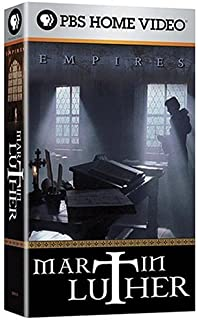 Empires: Martin Luther [VHS]