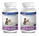 PET SUPPLEMENTS Calming Treats for Cats Anxiety - CAT Relaxant - Calm and Relaxed Formula ...