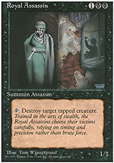 Magic: the Gathering - Royal Assassin - Fourth Edition