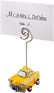 144 Taxicab Place Card Holders