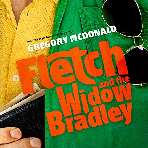 Fletch and the Widow Bradley cover art