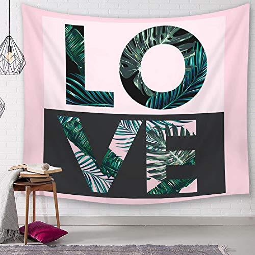 WuHUAN cactus wandtapijt, digitale druk wandtapijt, deken, strandlaken, tafelkleed, slaapzaal, decoratie en vele andere doeleinden, je kunt kiezen uit tien kleuren 150 * 130cm 3