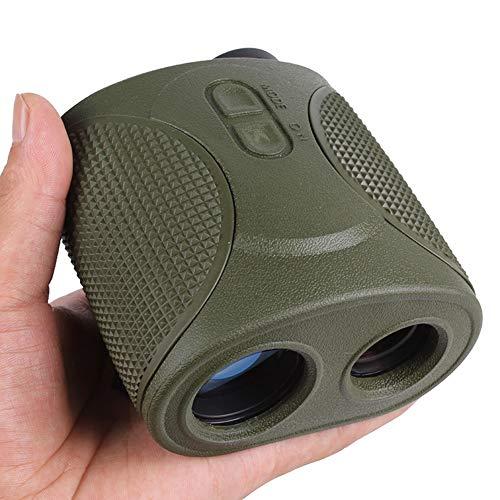 LNLJ Mini Golf afstandsmeter 7 x vergroting 32 mm groot objectief 1200 m afstand zeer nauwkeurig professioneel jacht- en golfwerkgereedschap