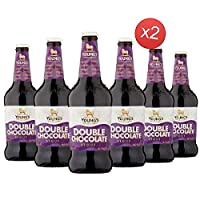 Brune Bières Bières Emballage anti-casse DOUBLE CHOCOLATE STOUT 12*50CL