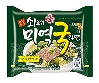 オットギ わかめラーメン 8袋 韓国ラーメン