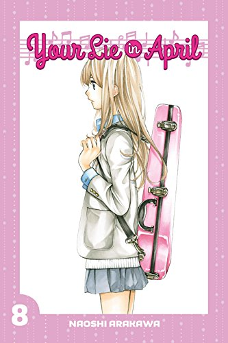 Your Lie in April Vol. 8 (English Edition)