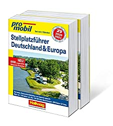 Parking space guide Germany & Europe 2020/2021