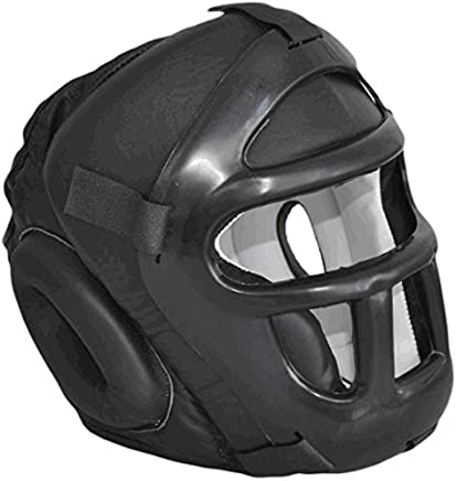 S.B.J - Sportland Full Face Kopfschutz Kopfschutz Kopfschutz mit Gitter Maske Visier B00W1U8MTS       Günstig  686ca7