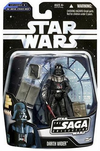 Hasbro Figura de acción de Star Wars Saga Collection #038 Darth Vader ''Bespin''