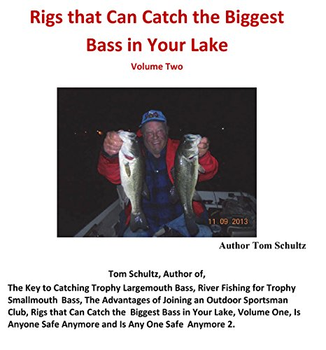 Rigs that Can Catch the Biggest Bass in Your Lake: Volume 2 of my first book; New Title Rigs.. (English Edition)