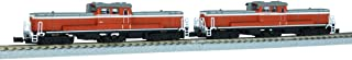 Zゲージ DD51 1000 後藤総合車両所重連セット T002-9 鉄道模型 ディーゼル機関車