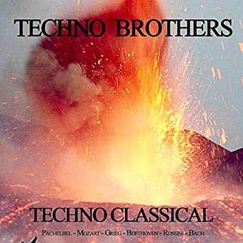 Techno Classical: Pachelbel - Mozart - Grieg - Beethoven - Rossini - Bach
