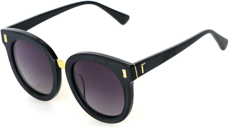 Wkaijc Large Box Fashion Personality Comfort Leisure Creativity Exquisite color Sunglasses Sunglasses ,E