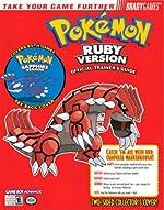 Pokémon® Ruby & Sapphire Official Trainer's Guide de Phillip Marcus