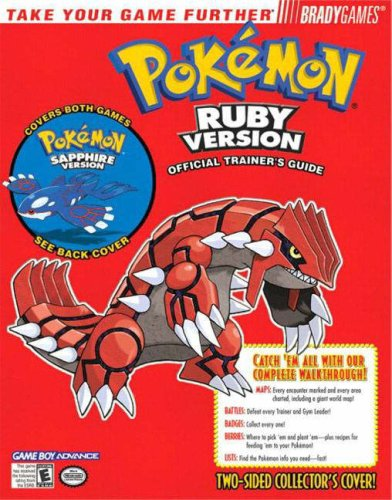 Pokémon® Ruby & Sapphire Official Trainer's Guide