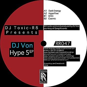 Hype 5 EP