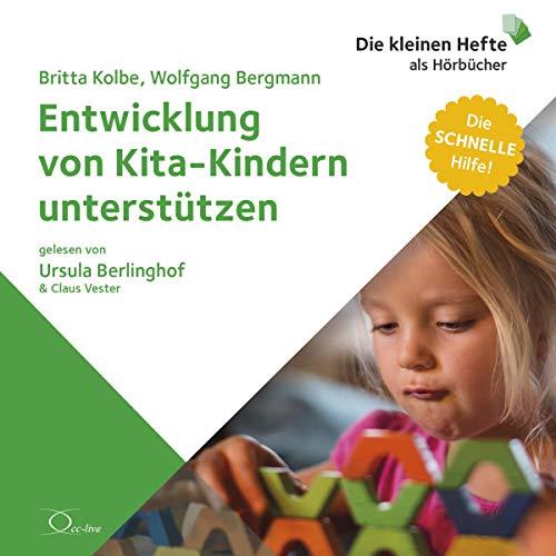 Entwicklung von Kita-Kindern unterstützen Titelbild