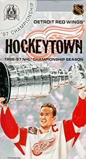 Hockeytown: Detroit Red Wings 1996-97 NHL Championship Season VHS