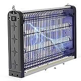 JBHOO Lampada Anti Zanzara 20W Zanzariera Elettrica con Luce UV Attirare, Lampada...