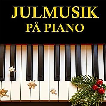 Julmusik på piano