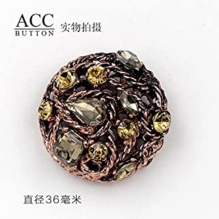 3b81adef6c Amazon.com: mink - Buttons / Fasteners: Arts, Crafts & Sewing