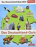 Das Deutschland-Quiz - Kalender 2019 - Harenberg