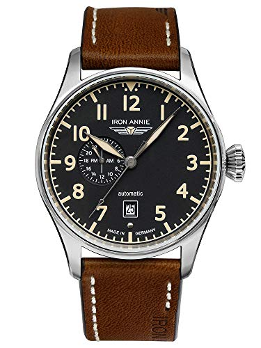 Junkers IRON ANNIE Flight Control Automatic, 5168-2, Black