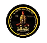 Gladiator Beard™ Butter (2 oz.) - Icon Scent - All-Natural, Whipped Beard Butter Ultra-Conditioning Formula Designed to Condition and Moisturize Your Beard, and Leave it Smelling Awesome.