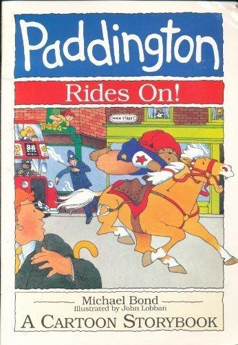 Paddington Rides On!