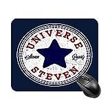 Alfombrilla de Mesa de Juegos Antideslizante de Alta Velocidad Steven Universe Converse, Alfombrilla de ratón con Base de Goma Cuadrada para Oficina, Alfombrilla de Escritorio pequeña Personalizada