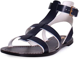 0f75b8e222f Tory Burch Patos Gladiator Sandals in Perfect Navy