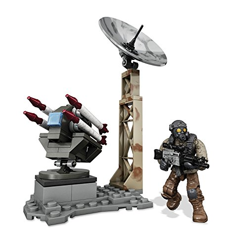 Call of Duty Mega Bloks Missile Launching