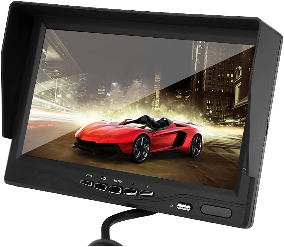 YYQTGG Driving Recorder 7inch Dashboard Camera Special price for a ...