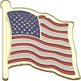 U.S. Flag Lapel Pin at Amazon