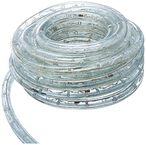 GEV - Kit de tubes lumineux LED en plastique, Plastique résistant aux UV, bleu, 600 x 1,3 x 1,3 cm