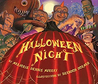 Halloween Night is a parody of The Night Before Christmas and is very well done! Don't miss it.