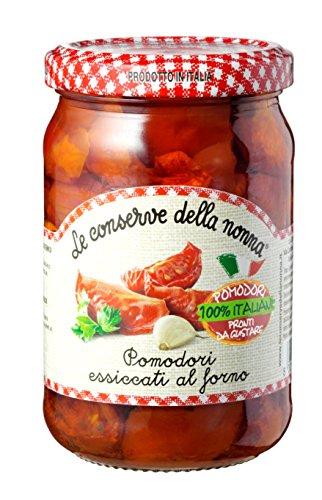 Le Conserve della Nonna Pomodori Essiccati al Forno 100% Italiani - 270 gr