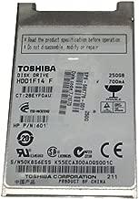 598778-001 Hewlett-Packard 250Gb 5400Rpm 1.8Inch Form Factor Sata Ii