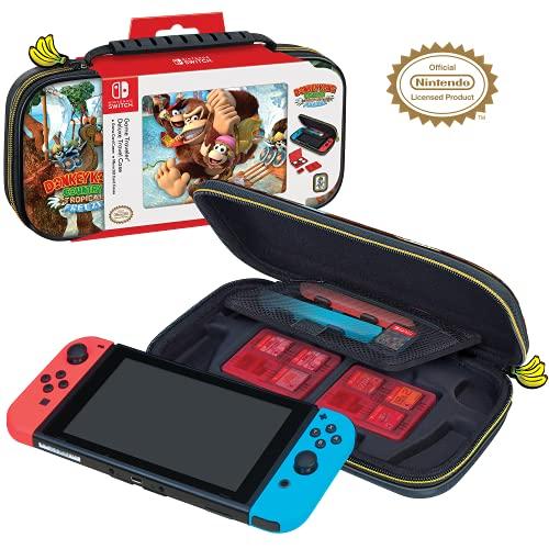 Bigben Interactive Custodia Ufficiale Switch 'Donkey Kong Country' - Classics - Nintendo Switch
