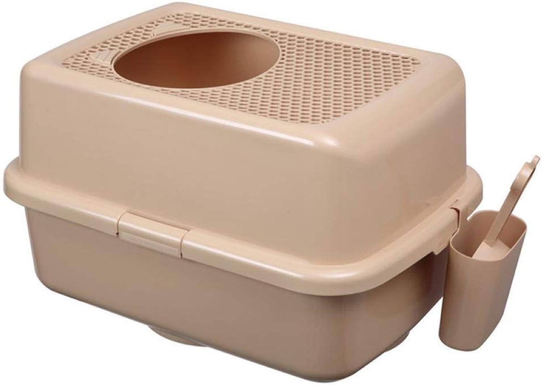 Cat toilet Cat Grid Extra Large Toilet Semienclosed, 6