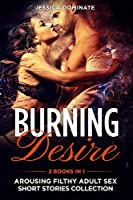 Burning Desire (2 Books in 1): Arousing Filthy Adult Sex Short Stories Collection