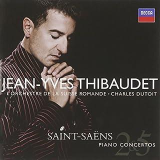Concertos 2 & 5 by Camille Saint-Sans (2007-10-02)