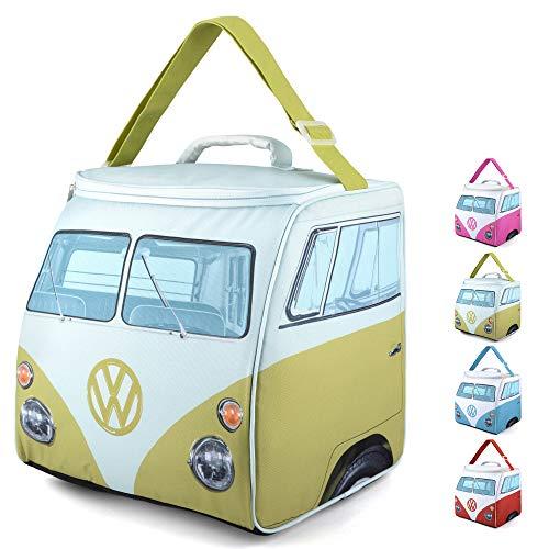 VW Camper Van Large Cooler Bag, Official Volkswagen Insulated Cooler Box