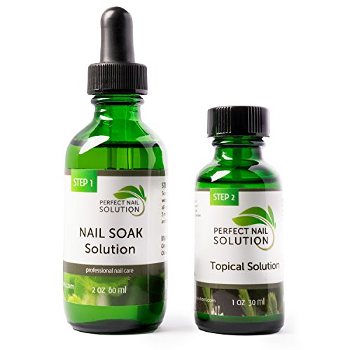 Natural 2-Step Topical Anti-Fungal Solution