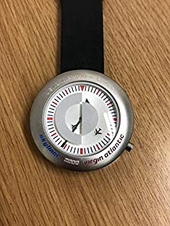 ヴァージンアトランティック航空&京成スカイライナー コラボ腕時計
